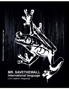Mr Savethewall International Language - catalogue