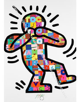 Hommage à Haring