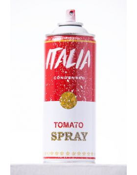 Spray Can - Italie Blanc