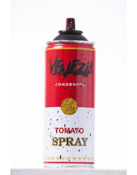 Spray Can - Venise Noire