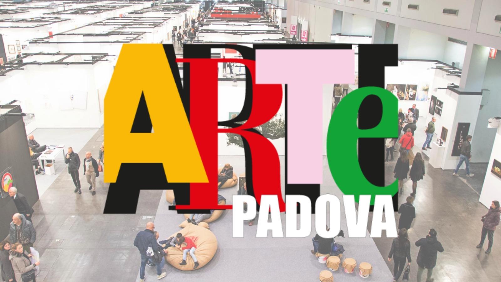 Arte Padova 2019 - Deodato Arte participe à la foire d'art