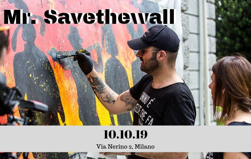 Exposition Mr.Savethewall - International Language - 2019