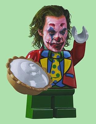 Molina Exposition a Hero Never Dies - Joker