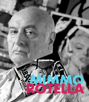 Mimmo Rotella