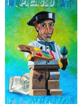 Exposition Josè Molina -. A Heros Never Dies - Pablo Picasso